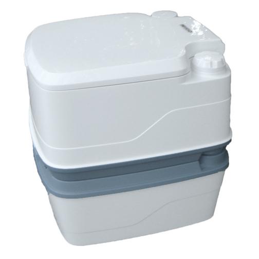 Thetford porta potti qube 365 portable toilet sheridan for Deluxe portable bathrooms