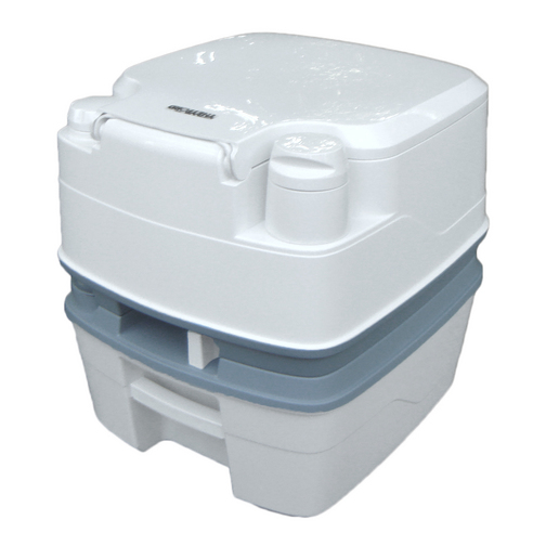 Thetford porta potti qube 365 portable toilet sheridan Deluxe portable bathrooms