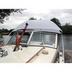 Turtle Boat Sun Shade