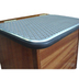 Freeman Grey Diamond Top Step Box