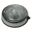 Perko Switched Chrome Dome Light