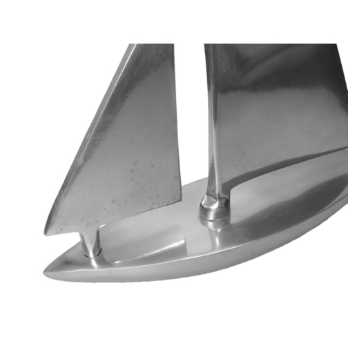 Aluminium Yacht Ornament - Sheridan Marine on grab rails for boats, upholstery for boats, steps for boats, boilers for boats, carports for boats, lighting for boats, decks for boats, beds for boats, windows for boats, wiring for boats, sump pumps for boats, carpet for boats, toilets for boats, grills for boats, furniture for boats, sinks for boats, doors for boats, bedding for boats, solar panels for boats, kitchen cabinets for boats,