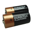 Duracell C (LR14) Plus Power Batteries