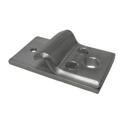 Freeman 23, 26 & 28 Front Aluminium Windscreen Clamp