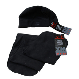 Clearance XM Yachting Microfleece Hat & Scarf Set