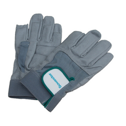 Sowester Grey Sailing Gloves - Extra Large