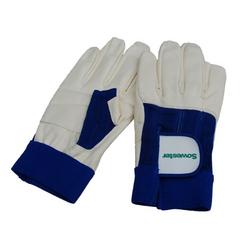 Sowester White Sailing Gloves - Medium