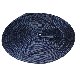 Waveline Navy Pre-Spliced Doublebraid Dockline