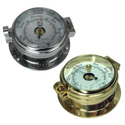 Royal Mariner Channel Barometer