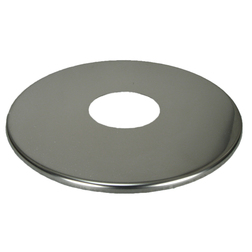 Flat Recessed Table Pedestal Base Cover Plate