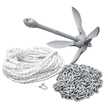 Grapnel Anchor Kit - 6kg Anchor