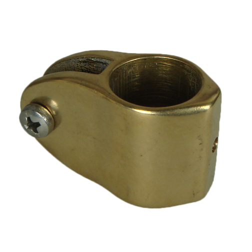 ... Traditional Brass Fixed Canopy Cl& ...  sc 1 st  Sheridan Marine & Traditional Fixed Canopy Clamps - Sheridan Marine