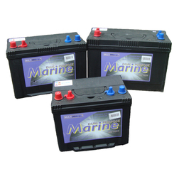 Dual Purpose Marine Batteries