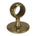 Handrail Bracket Brass 30mm Open