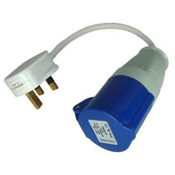 Mains Hook Up Adapter
