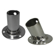 Stainless Steel Round Flagstaff Sockets