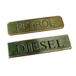 Fuel Name Tag - Petrol
