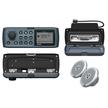 Fusion Waterproof CD/Radio, Speakers & External iPod Dock Bundle