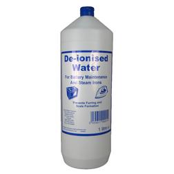 De-ionised Water - 1L