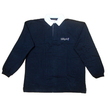 British Seagull Navy Blue Rugby Shirt
