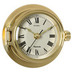 Nauticalia Riviera Brass Clock