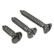 Stainless Steel No.10 Raised Head Self Tapping Screws