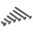 Stainless Steel No.8 Counter Sunk Head Self Tapping Screws