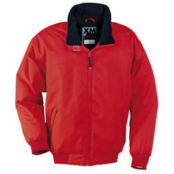 XM Yachting Red Yacht Jacket