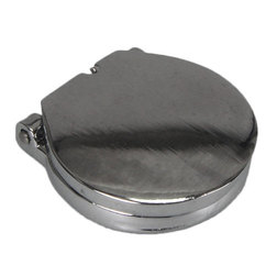 Freeman Round Keyhole Cover Plate