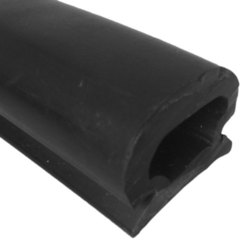 Boat Rubbing Strake Rubber 35mm Channel Insert