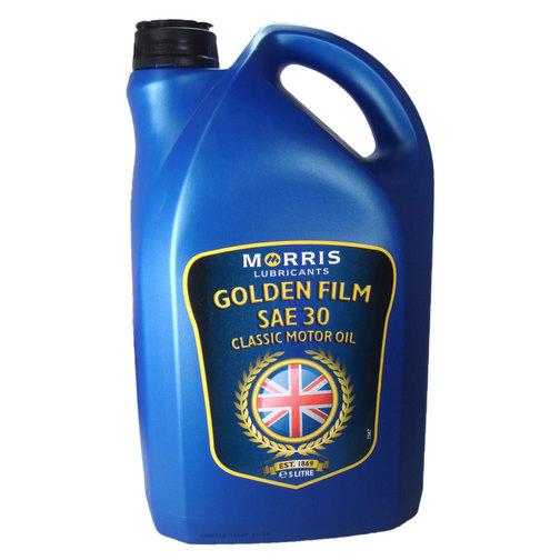 Morris Golden Film Sae 30 Classic Motor Oil Sheridan Marine