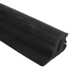 Winged Fin Hollow Square Insert Window Rubber