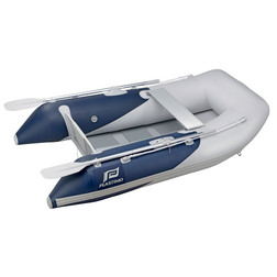 Plastimo Raid 2 Blue on Grey Inflatable Dinghy