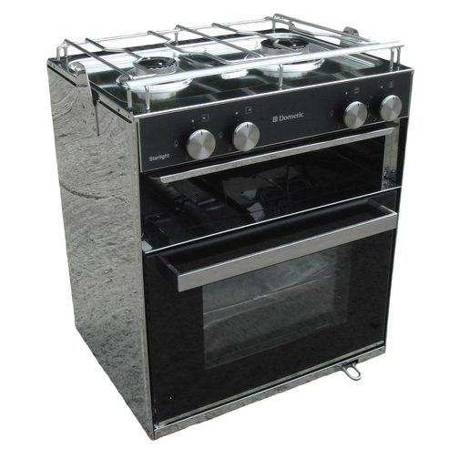 Dometic Starlight Cooker with Oven, Hob & Grill