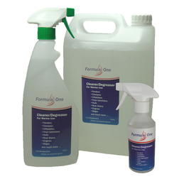 Formula One Cleaner and Degreaser
