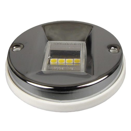 Low Profile Stainless Steel LED Stern Navigation Light