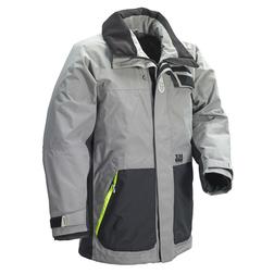 XM Yachting Grey Coastal Jacket