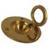 Circular Brass Lifting Ring 67mm