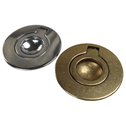 Circular Concealed Fitting Lifting Ring 53mm