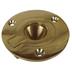 Circular Lifting Ring 52mm - Brass
