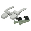 Jabsco Compact Bowl Toilet Seat Hinges
