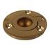 Circular Lifting Ring 46mm - Brass