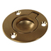 Circular Lifting Ring 53mm - Brass