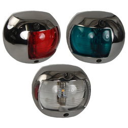 Stainless Steel LED Navigation Lights
