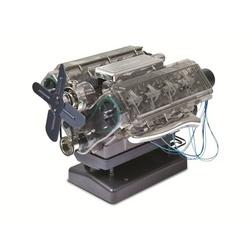 Build Your Own V8 Combustion Engine