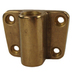 Traditional Brass Side Mount Rowlock Socket