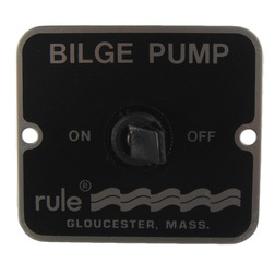 Rule 2-Way Bilge Pump Switch