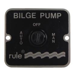Rule 3-Way Bilge Pump Switch