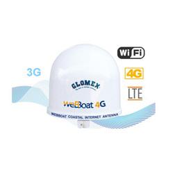 Glomex Webboat 4G & Wi-Fi Internet Antenna System