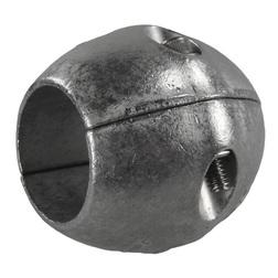 """MG Duff Zinc (Salt Water) 'Golf Ball' Shaft Anode - 38mm (1 1/2"""")"""